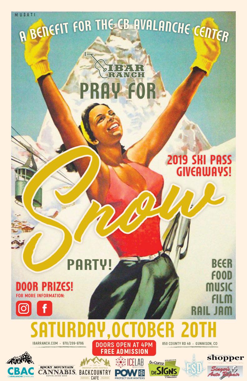 Pray for Snow!