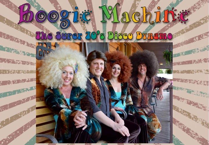 Boogie Machine
